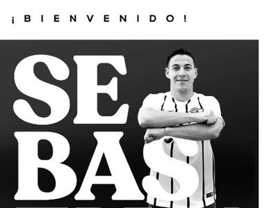 Libertad le da la bienvenida a Sebastián Ferreira