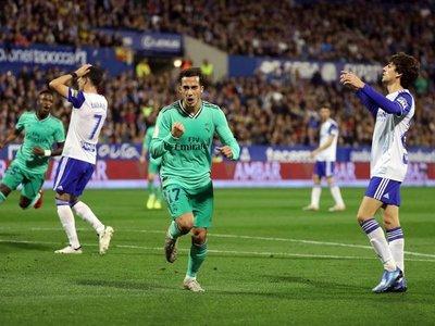 El Real Madrid pasa a cuartos con goleada
