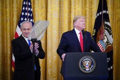 """El plan de Trump, """"histórico"""" para Israel, vetado por palestinos"""