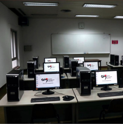 En febrero inician los cursos de computación en el CPJ