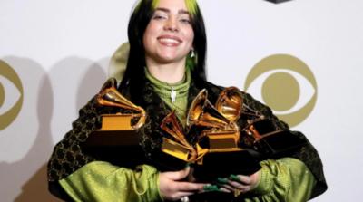 HOY / Billie Eilish actuará en los Óscar después de arrasar en los Grammy