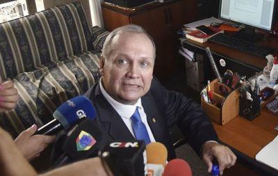 Ferreiro plantea recurso para aplazar su audiencia de imposición de medidas