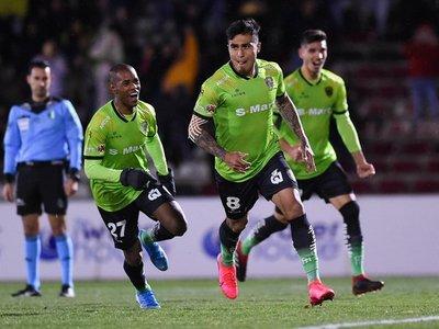 DaríoLezcano pone a Juárez en los cuartos de finales de la Copa Mx