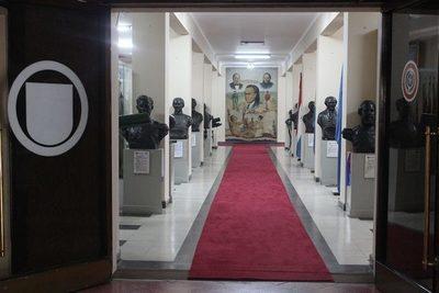 Invitan a visitar el museo histórico militar