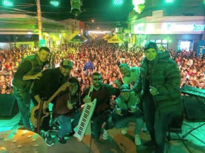 """HOY / Talento nacional con los principales exponentes de la cumbia internacional en el """"Ja'umina Fest"""""""