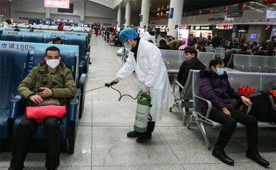 Prosigue la evacuación de extranjeros que salen de China por el coronavirus