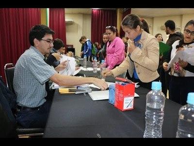 EN FEBRERO, INICIARÁ INSCRIPCIÓN PARA ACCEDER A BECAS DE LA GOBERNACIÓN DE ITAPÚA