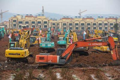 China construirá en 10 días hospital para recibir a enfermos del coronavirus