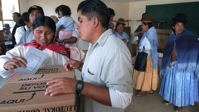 Tribunal Supremo Electoral de Bolivia convocará a elecciones generales para el 3 de mayo