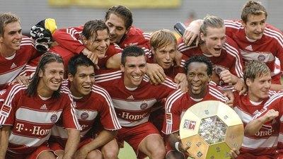 Bayern Munich recuerda a Dos Santos como unas de sus 'leyendas'