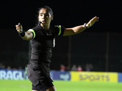 Carmen Gómez dirigirá la final en Femenino