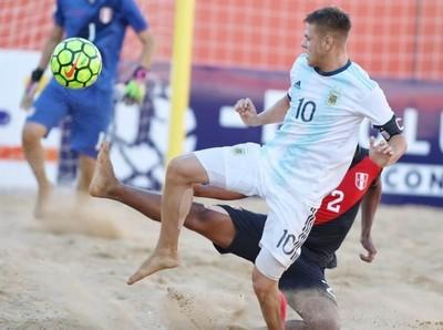 Argentina y Brasil van por el campeonato