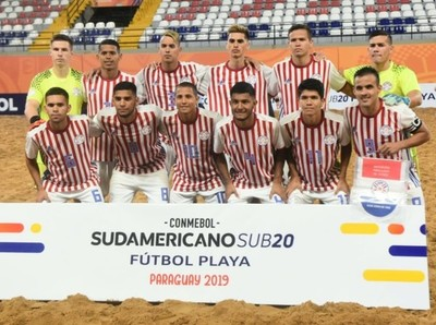 Paraguay se impone a Perú en el juego debut