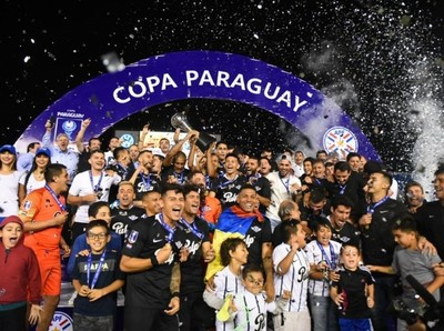 Libertad es el campeón de la Copa de Todos