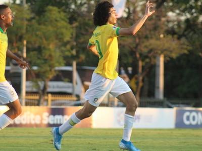 Brasil asegura su liderato en el grupo A