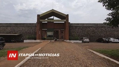 GOBERNACIÓN EJECUTARÁ TRABAJOS EN EL CERESO