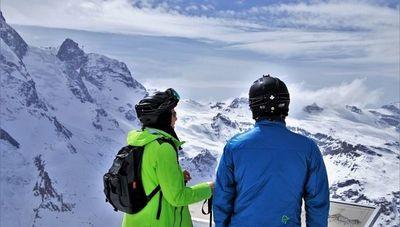 Vacaciones en la nieve: 7 países donde ahora podés practicar esquí