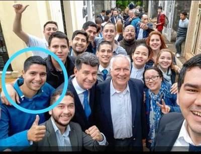 Precandidato liberal a la concejalía de Luque, preso por vender cocaína •