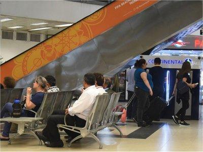 Coronavirus: Migraciones aumenta   control y   preguntas a  los pasajeros