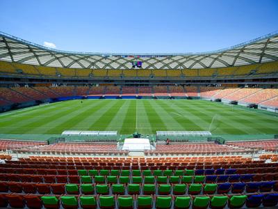Eliminatorias: Brasil recibirá a Paraguay en Manaos