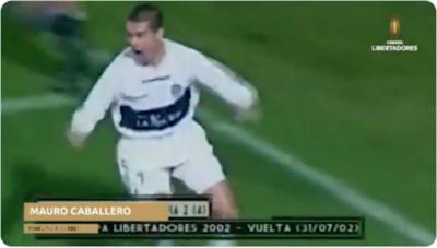 La Libertadores recuerda 'los 5 goles más importantes de Olimpia'