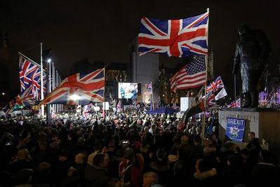 Reino Unido hace historia con el Brexit