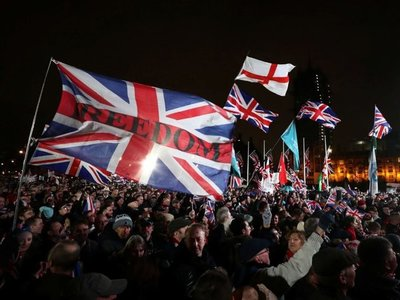 """Para Boris Johnson, """"el brexit no es un final sino un nuevo comienzo"""""""