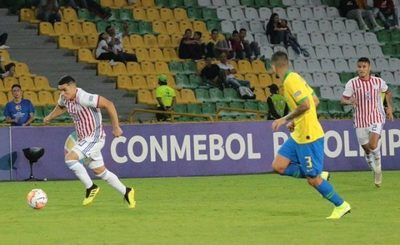 Paraguay pierde ante Brasil y queda fuera del Preolímpico Colombia 2020