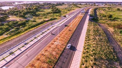Rehabilitaron el tránsito vehicular en Costanera Norte