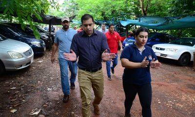 Predio municipal recuperado era explotado por allegados de Nery Jara y Aida Molinas