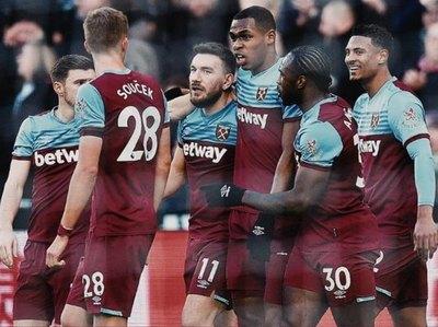 West Ham empata y cae en zona de descenso