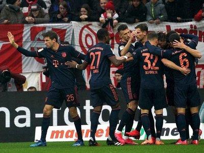 El Bayern gana y el Dortmund golea y ambos aprietan al Leipzig