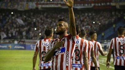 Junior asume el liderato de la liga colombiana