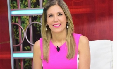 Sanie López pide votos para su nuera