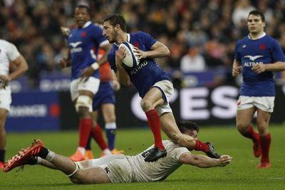 Francia barre a Inglaterra
