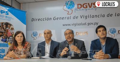 Representante de OPS/OMS destaca fuerte trabajo del país frente al Dengue
