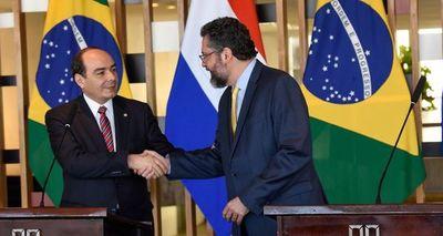 Canciller brasileño llega hoy  para tratar temas bilaterales
