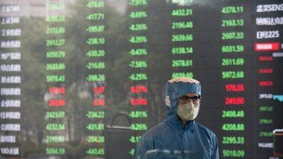 Coronavirus: se hunden las bolsas de China, arrastradas por la emergencia