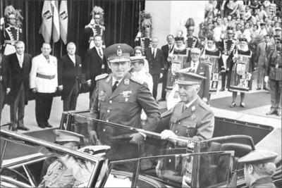 A 31 AÑOS DE LA CAÍDA DE STROESSNER