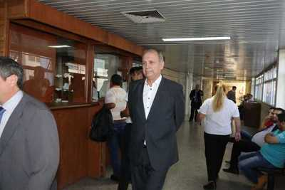 """Mario Ferreiro en Tribunales: """"No encontramos ningún indicio que justifique la imputación"""""""