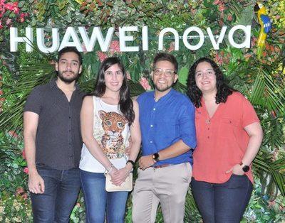 Huawei Nova llega el mercado nacional