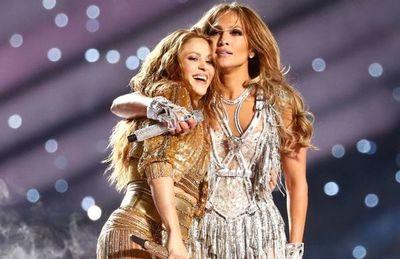 Mirá la imponente presentación de Jennifer Lopez y Shakira en el Super Bowl 2020