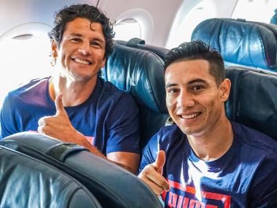 Villasanti y Díaz tienen chances de ser titulares
