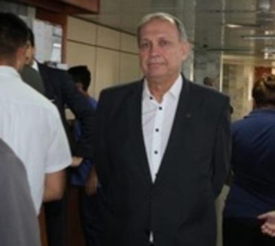 Mario Ferreiro en el Poder Judicial