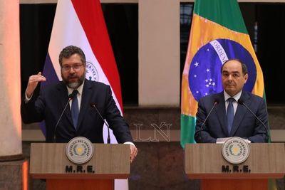 Paraguay y Brasil apuntan a fortalecer relaciones comerciales