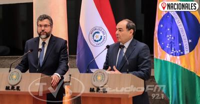 Visión compartida entre Paraguay y Brasil apunta a impulsar el comercio y la conectividad