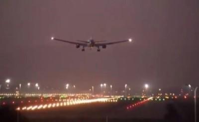 Exitoso aterrizaje de emergencia de avión de Air Canadá