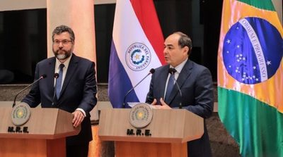 Paraguay y Brasil apuntan a impulsar el comercio y la conectividad