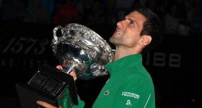 Djokovic desplaza a Nadal como número 1 del mundo