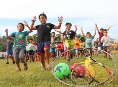 Programa Golazo llegó a más de 13.500 niños durante el 2019